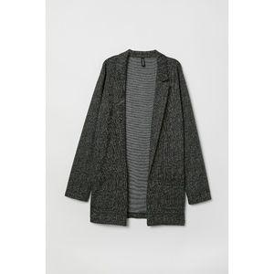 H&M Gray Sweater Blazer